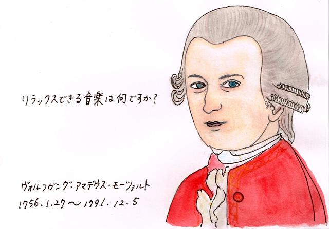 1月27日 ヴォルフガング・アマデウス・モーツァルト