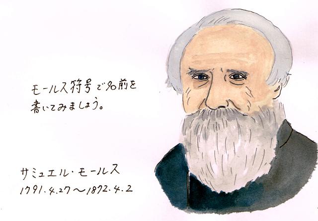4月27日 サミュエル・モールス