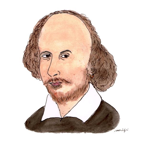 4月26日ウィリアム・シェイクスピ