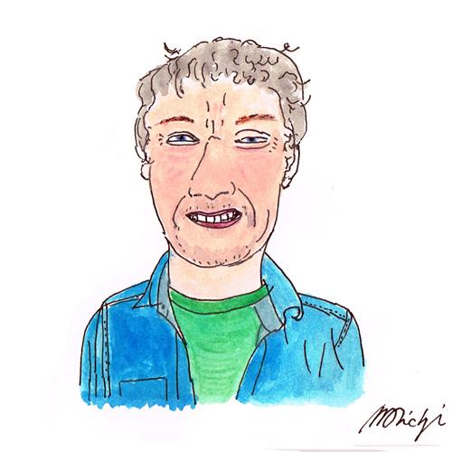 5月8日ミシェル・ゴンドリー
