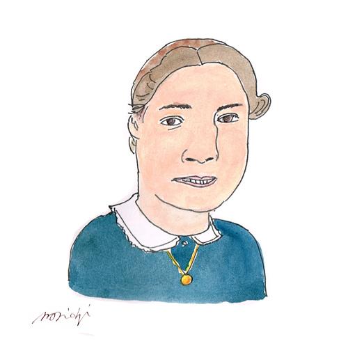 6月28日シシリー・メアリー・バーカー