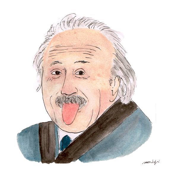 3月14日アルベルト・アインシュタイン