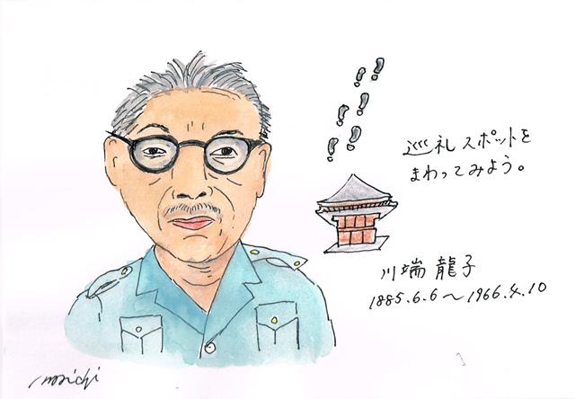 6月6日川端龍子