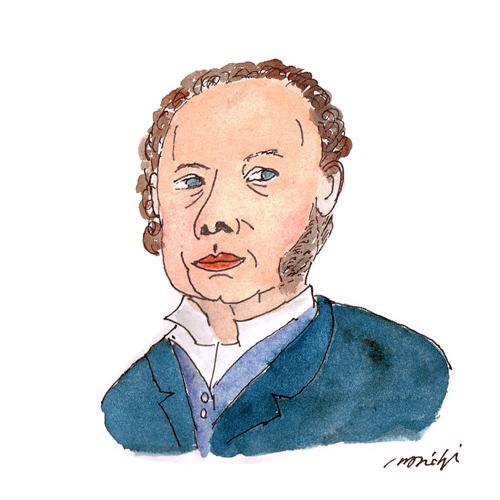 6月8日ジョン・エヴァレット・ミレイ